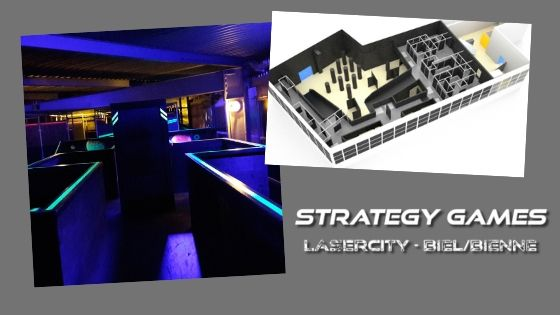 Lasercity strategy games event automne